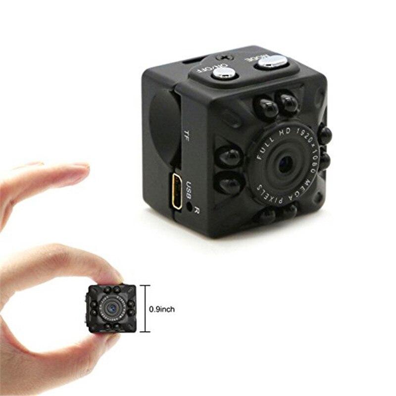 SQ10 Mini Kamera Kleine DV Cam 1080 p HD IR Nachtsicht Motion Erkennung Tragbare Video Sport Kamera für Reiten auto Aufnahme