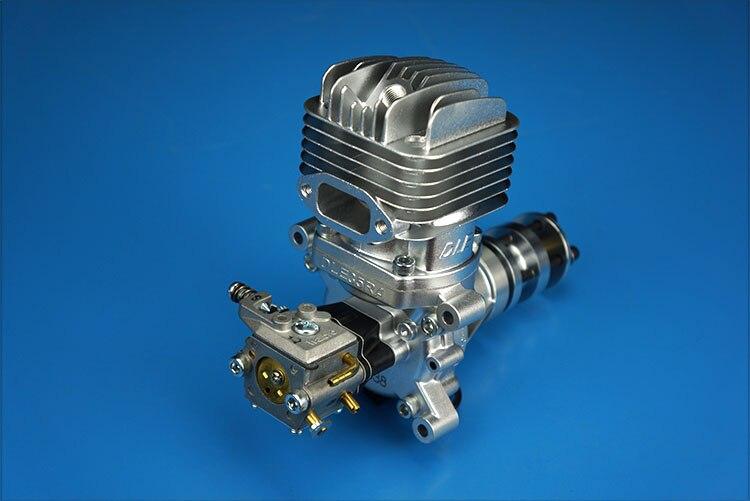 Nuevo motor de gasolina/gasolina Original dle35cc DLE35RA para aeroplano modelo RC-in Partes y accesorios from Juguetes y pasatiempos    2