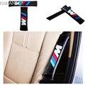 2PCS Safety Seat Belt Shoulders Pad Truck Strap Cover for BMW E46 E39 E90 E60 F30 F10 F20 E36 X5 E53 X3 E34 E30 Car-Styling