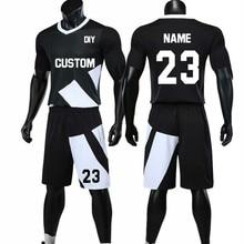 e14eba9c76bd3 2019 nouveaux maillots de basket-ball personnalisés pour hommes respirants  définit des maillots de basket