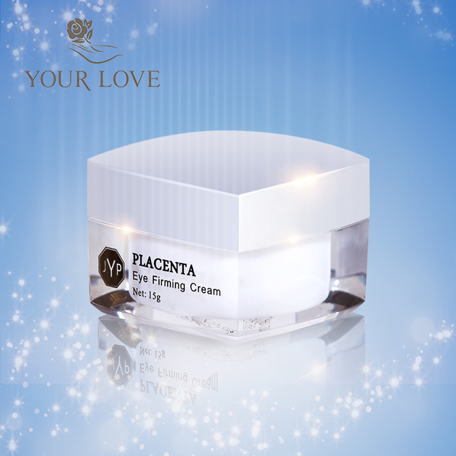 100%NewZealand JYP Sheep Placenta Eye Firming Cream Anti-Puffiness Reduce Dark Circle Anti Aging Moisturizing Eye care treatment