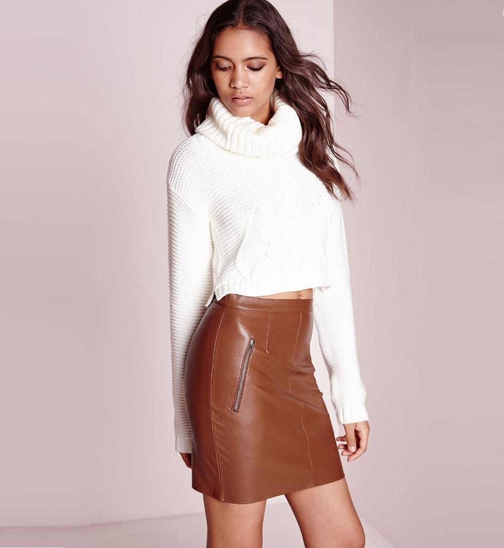 Online Get Cheap Leather Skater Skirt -Aliexpress.com | Alibaba Group