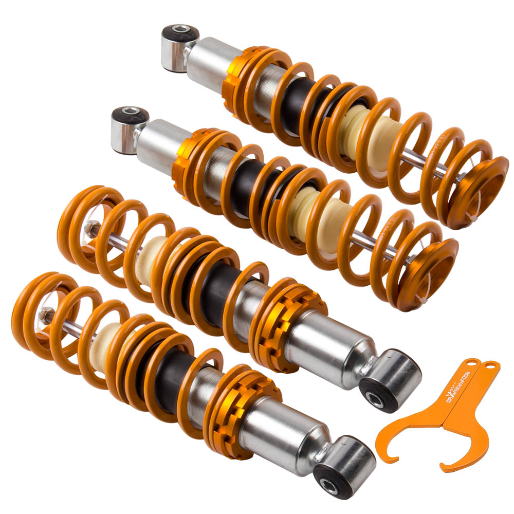 Full Coilover Suspension Shock Kit for Mazda MX5 Eunos Miata Eunos Miata Mk1 Height Adjustable Lowering Coil Springs кабель qed hdmi reference 2m