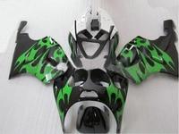 7Gifts Flame fairing kit For KAWASAKI NINJA 96 03 ZX7R 96 97 98 99 00 01 02 03 ZX 7R ZX 7R 1996 1997 1998 2003 fairing kits a10
