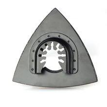 Треугольный Осциллирующий Инструмент шлифовальная пластина быстросъемный