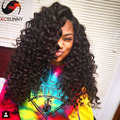 """New Hairstyle 6A Virgin Peruvian Hair 8"""" To 26"""" Human Curly Wigs Lace Front Human Hair Wigs Full Lace Human Hair Wigs"""