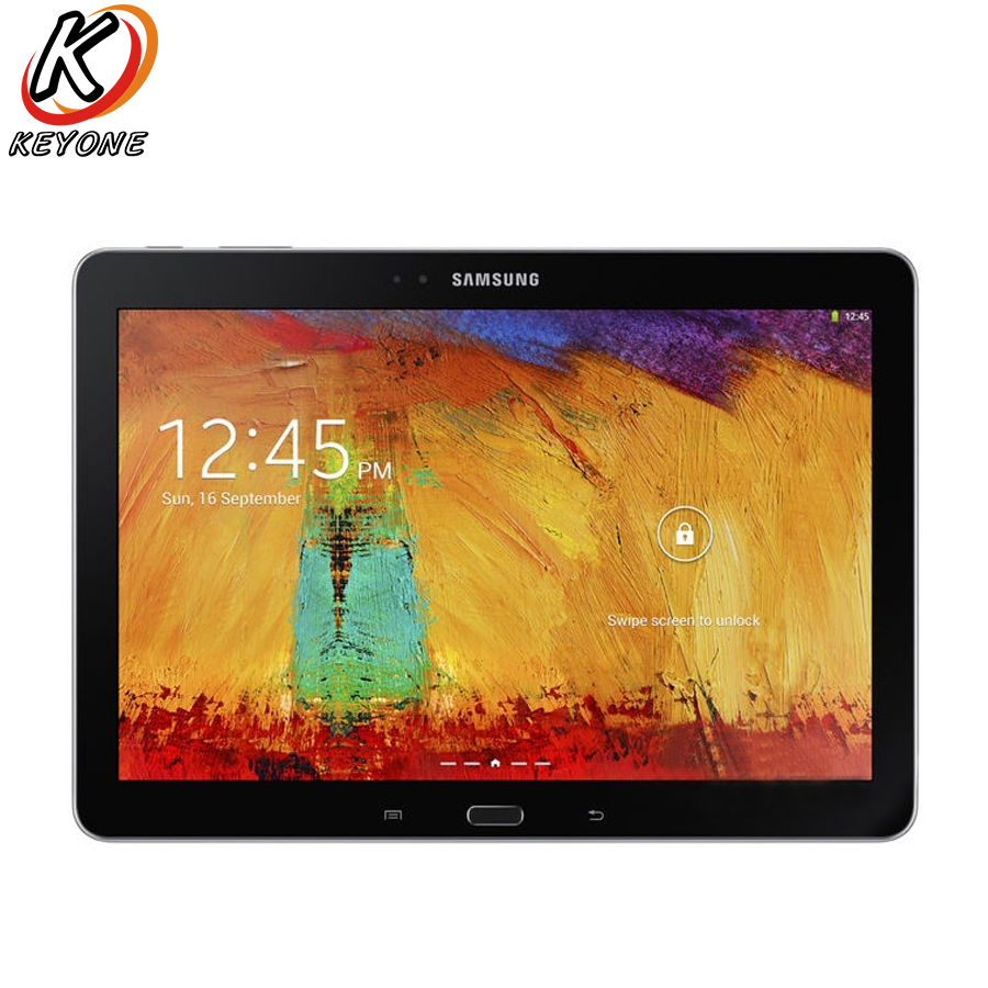 Original Nouveau Samsung Galaxy Note 2014 Édition P601 3g Tablet PC 10.1 pouce 3 gb RAM 16 gb ROM android Double Caméra 8220 mah PC