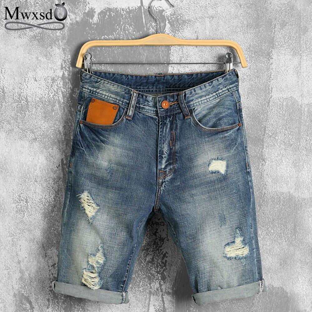 Online Get Cheap Mens Denim Shorts -Aliexpress.com   Alibaba Group