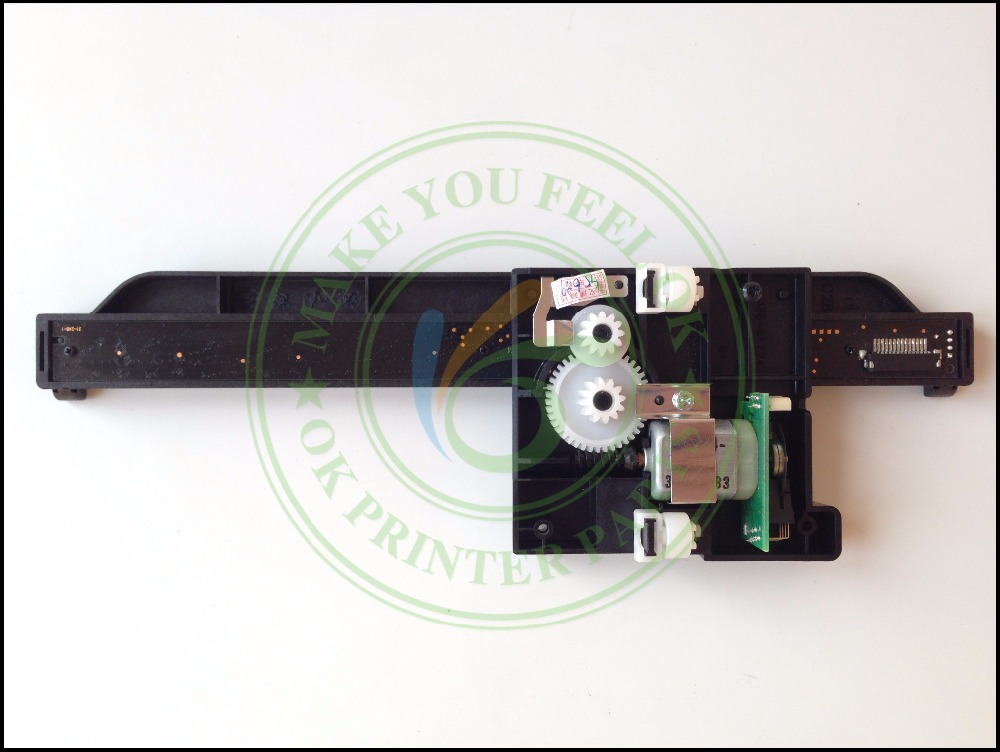 CB376-67901 Contact Image Sensor CIS Scanner Head with Bracket assembly motor gear for HP M1005 M1120 CM1015 CM1017 CM1312 5788