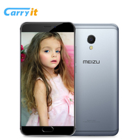 Original Meizu MX6 32GB 3GB Global ROM OTA Mobile Phone Android Cellular Deca Core 1920x1080P 5.5