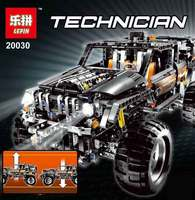 Lepin 20030 1132Pcs Technic Ultimate The Off Roader Vehicle Remote Control Buliding Blocks Bricks Toys Compatible