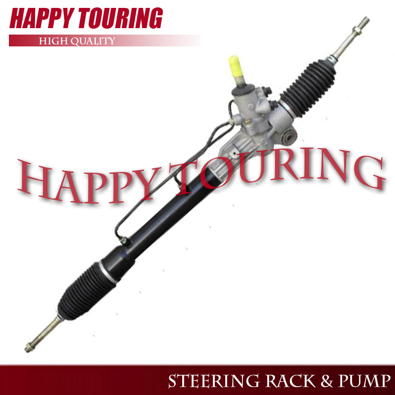 US $160 65 15% OFF|Manual Power Steering Rack And Pinion FOR TOYOTA VIOS  44250 0D030 442500D030 RIGHT HAND DRIVE-in Steering Racks & Gear Boxes from