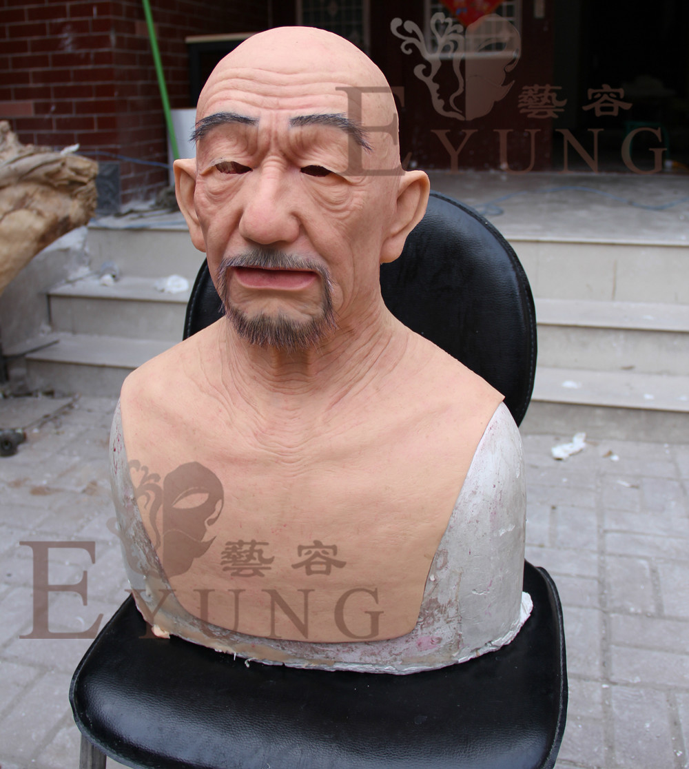 Online Shop EYUNG High quality simulation silicone mask masquerade ...