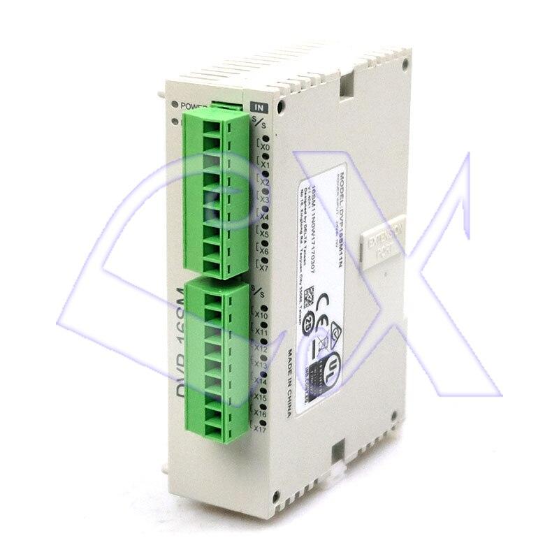 Image 3 - Original Delta DVP16SM11N PLC controller DC24V 16DI Digital Module-in Motor Controller from Home Improvement