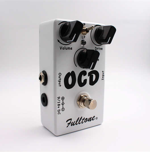 Image 5 - Free Shippiping Ultimate Drive Electric Guitar Pedal Effect Overdrive Distortion  Obsessive Compulsive Drive (OCD)-in Guitar Parts & Accessories from Sports & Entertainment