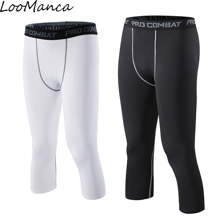 Top 8 Most Popular White Basketball Tights Leggings Brands And Get Free Shipping Am69jk8a