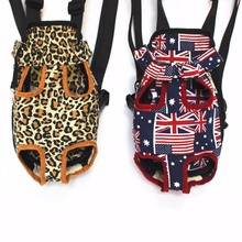 New Pet Backpack Dog Bag Chest Pack Dog Carrier Legs Out Front Style Pets Supplies Pet Legs Out Front Carrier/Bag Dog Carrier