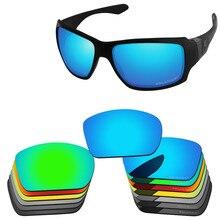 Papaviva Polycarbonate Polarized Replacement Lenses For Big Taco Sunglasses - Multiple Options