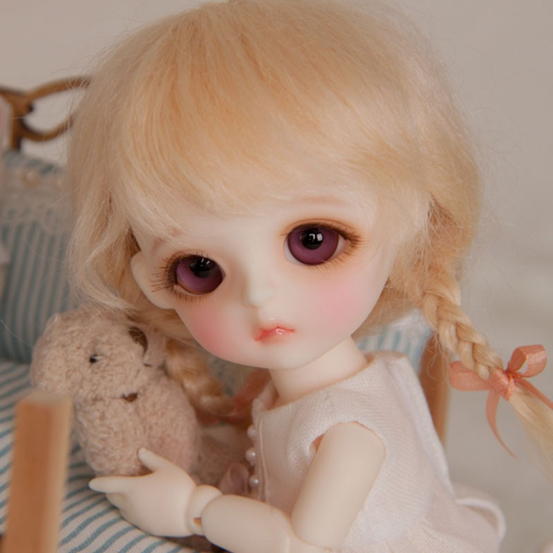 stenzhorn(stenzhorn) BJD SD doll doll linachouchou baby miu 8 1/8 minutes to send baby girl makeup free shipping