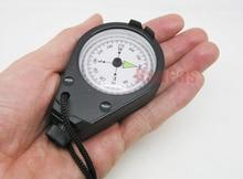 lensic pocket compass