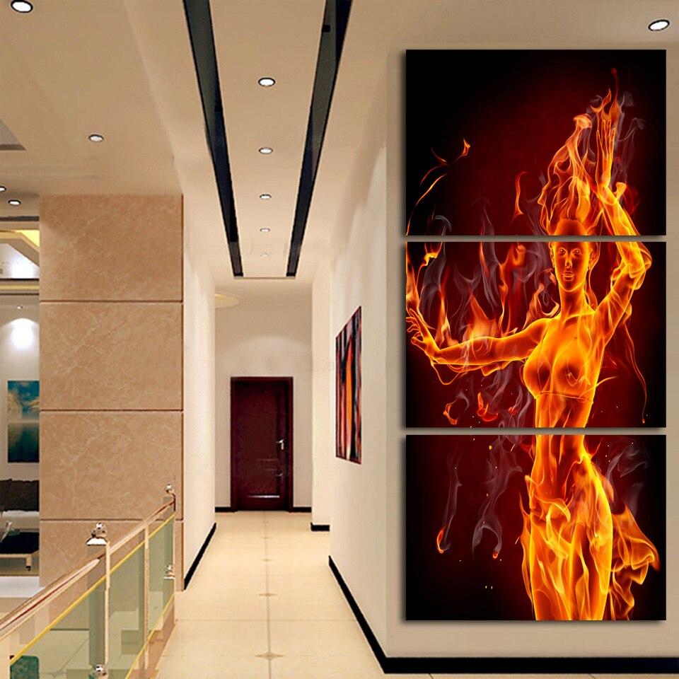 Achetez en gros peintures abstraites femmes en ligne à des ...