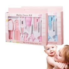 Baby Care Kit, Kapmore 10 pcs Essential Care Nursing Toilet Set for Nursing Baby Care Kit