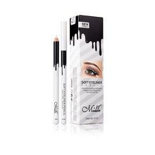 MENOW Waterproof Make Up White Eyes Liner Pencils White Eyel