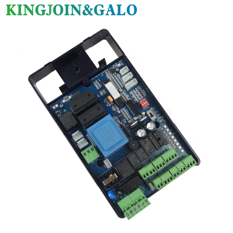 board controller for automatic boom barrier gate WJ motor 110V 220V AC  only(no capacitor included)