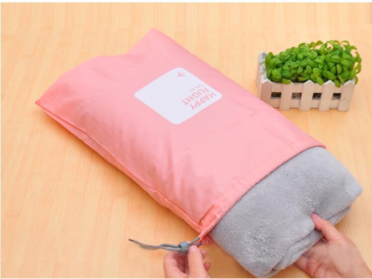 4 pcs Waterproof Storage Bags Storage Bags cb5feb1b7314637725a2e7: Gray|Pink|Red|Sky Blue|Yellow