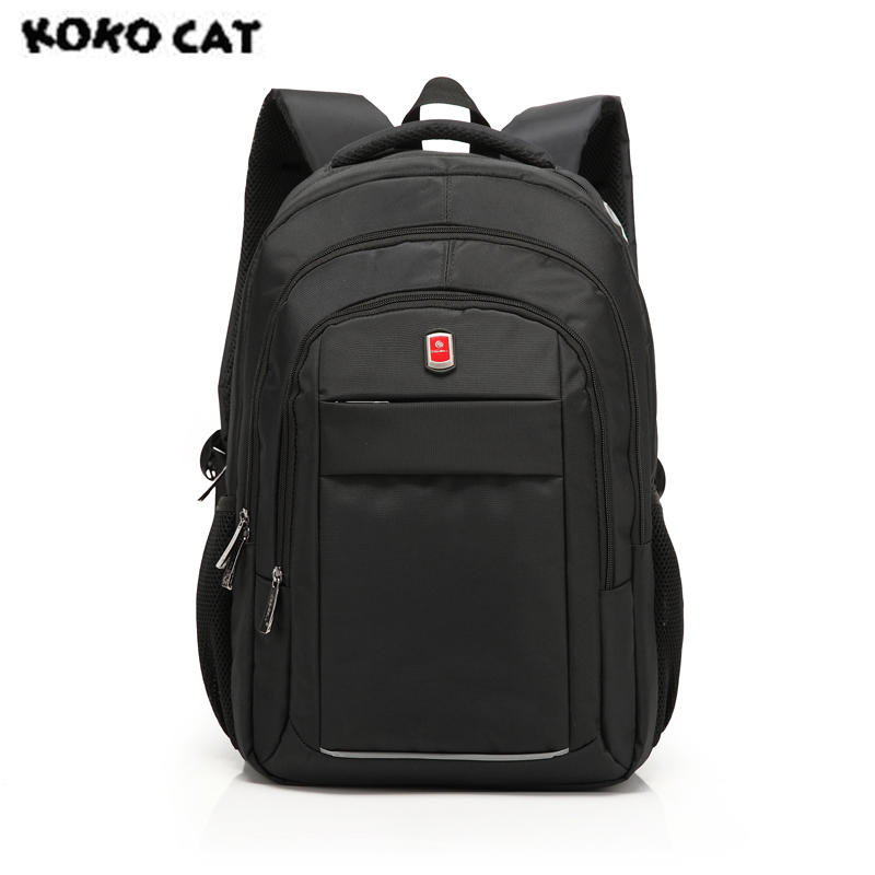 High Quality 2017 KOKOCAT Men Shockproof High Capacity Laptop Bag  New Fashion Men 17 Inch Backpack  School Backpack for Women 2017 summer high capacity chest bag for men