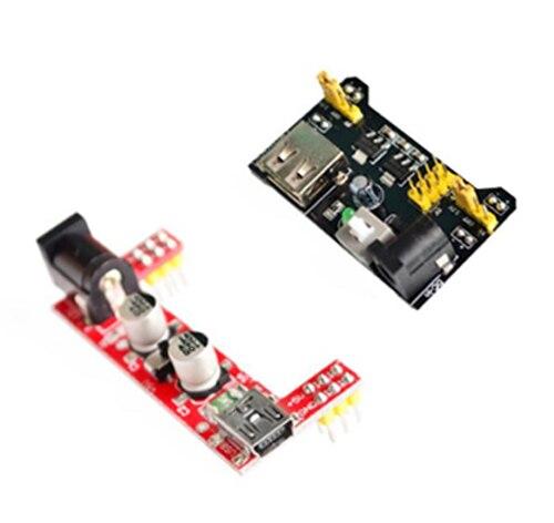 Mandalaa Mini Breadboard-Friendly USB Nano V3.0 Atmega328 5V Micro-Controller Board Voltage Regulator for Arduino-Compatible Tablecloth Clips
