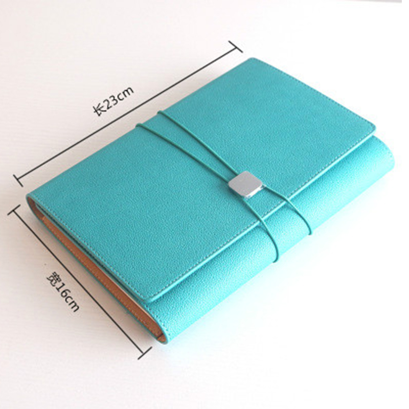 A5 Office Planner Notebook School Office Stationery Supplies Loose-leaf Notebook 2020 Agenda Planner Organizer Bullet Journal