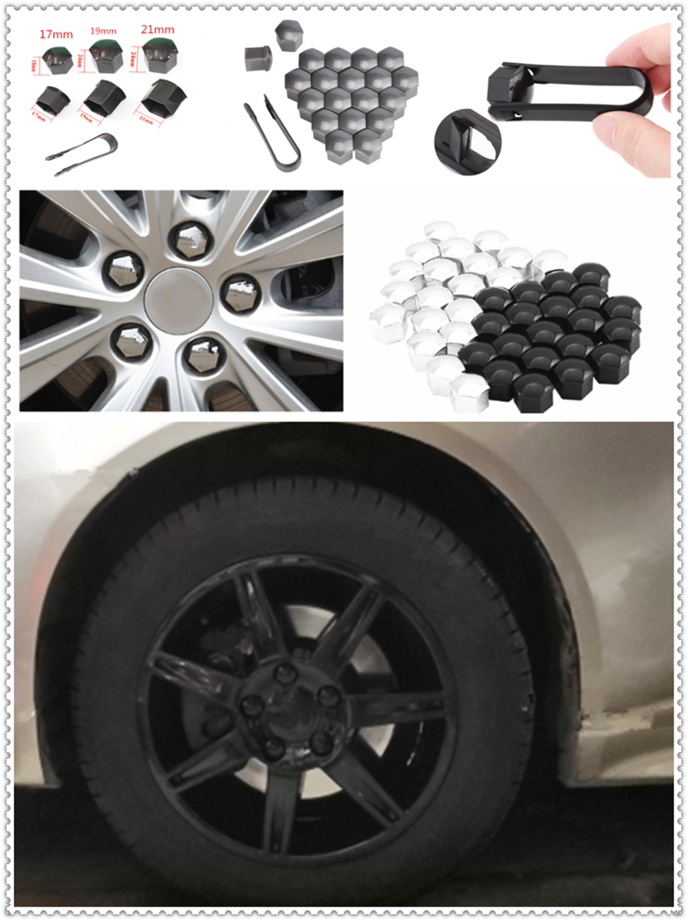 auto-shape-20pcs-car-wheel-cover-screw-protector-nut-dustproof-17-19mm-for-mclaren-font-b-senna-b-font-720s-600lt-570s-675lt-570gt