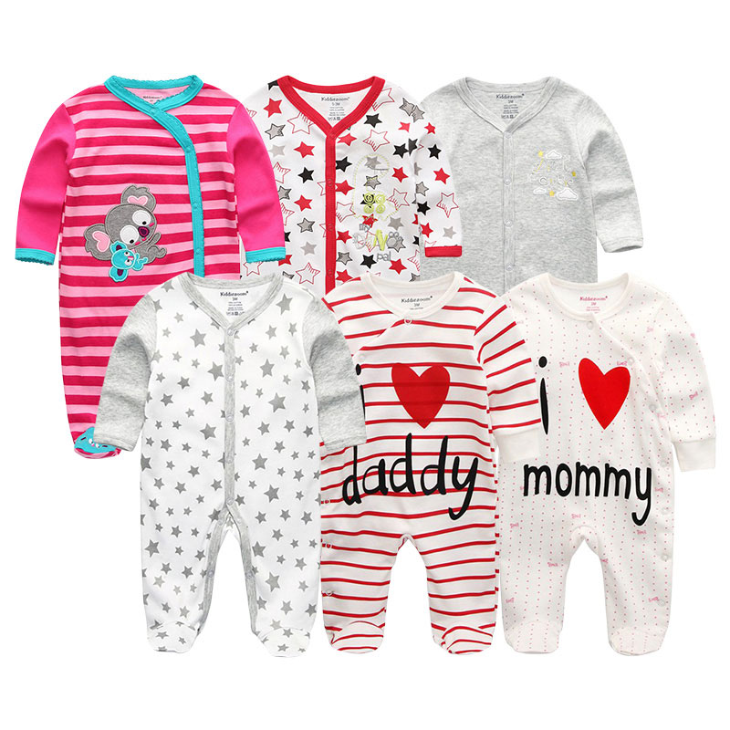 Baby Rompers6204