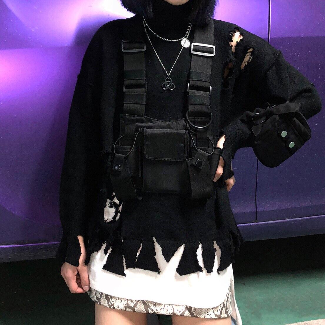 Men's Tactical Shoulder Chest Rig Bag 5