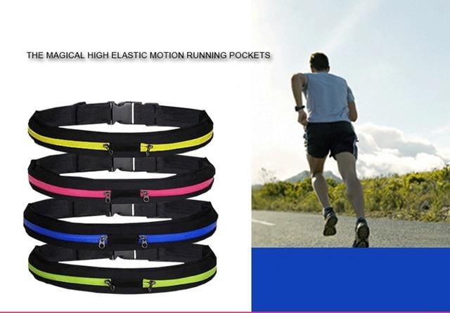Waist Running Belt  3
