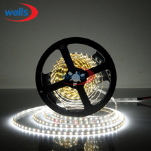 5M Superbright 5mm High Bright 3014 SMD 120leds/M Cool White LED Strip 12V DC#NP