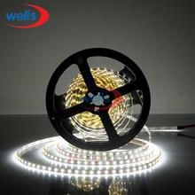5M Superbright 5mm High Bright 3014 SMD 120leds/M Cool White LED Strip 12V DC#NP
