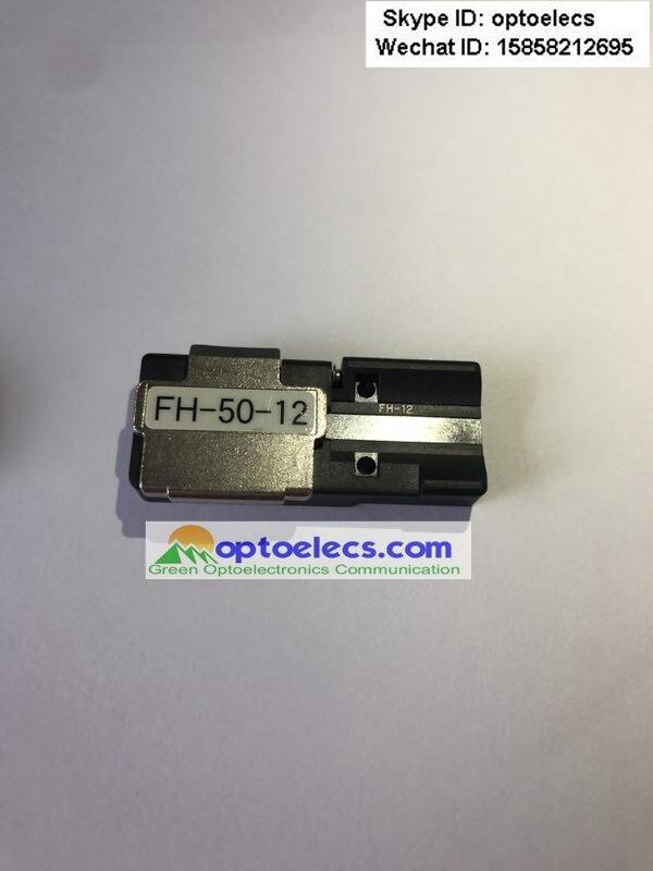 Original Fujikura Ribbon Splicer FSM-70R 60R 50R 12 Core Fiber Holder FH-50-12