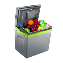25L Portable Mini Refrigerator Dual Purpose Car Refrigerator Household / Dormitory Refrige Freezer KM-25LH mini refrigerator 20l dual cooling small refrigerator mini small household mini cosmetic mask car dormitory