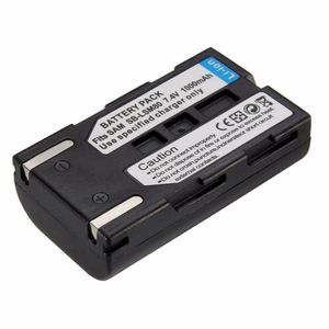 Image 5 - 1000mAh LSM 80 SB LSM80 LSM80 Camera Battery Rechageable battery For SAMSUNG VP DC175 VP DC565 VP DC575 SC D357 Wholesale