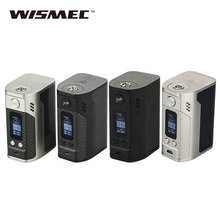 Original WISMEC Reuleaux RX300 TC Mod 300 W Caja Mod rx300 desarrollado por 4*18650 baterías E-cigarrillo Vape Mod vs RX200/RX200S RX2/3