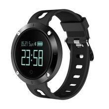 Bibovi DM58 Smart Band фитнес-трекер активности часы IP68 Водонепроницаемый спортивный браслет умный Браслет для IOS Android