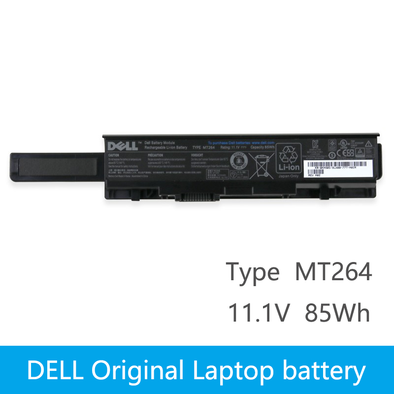 Original Laptop battery For DELL Studio 1535 1536 1537 1555 1557 1558 312-0701 312-0702 A2990667 KM958 KM965 MT264 WU946 все цены