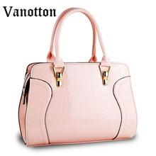 Designer Handbags High Quality 2016 Crocodile Pattern Shoulder Bags Women Messenger Bag Famous Brands Women Leather Handbags