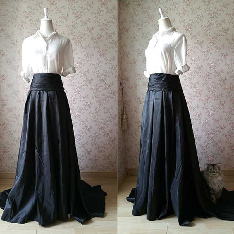Floor Length Skirts