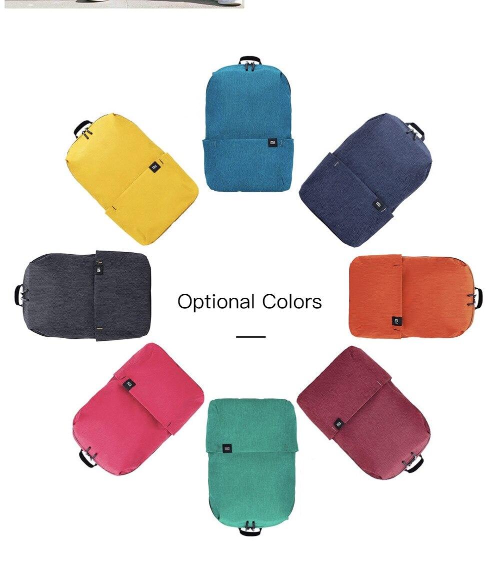 Original Xiaomi Mi Backpack 10L Bag (3)