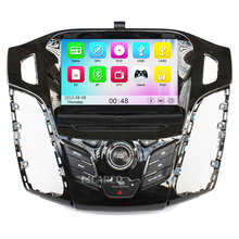 Two Din 8 Inch Car DVD Player GPS For Ford Focus 2012 2013 2014 2015 Focus 3 Car radio stereo Navi bluetooth 3G wifi free map