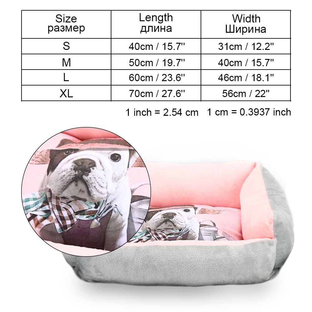 Pet Dog Bed Sofa Dog Waterproof Bed For Small Medium Large Dog Mats Bench Lounger Cat Chihuahua Puppy Bed Mat Pet House Supplies (16)