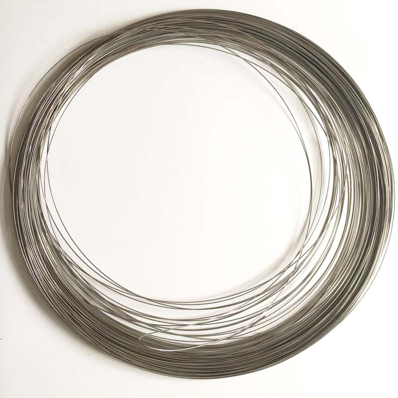 Stainless Steel Wire 1mm Soft 100 Meter probes sensors for conductivity meter constant 0 1 stainless steel